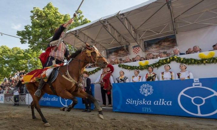 Traditional Sinjska Alka to be held for 304th year in a row