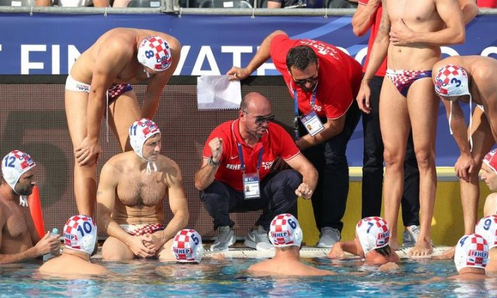 2019 World Water Polo Championships: Croatia squad & schedule announced