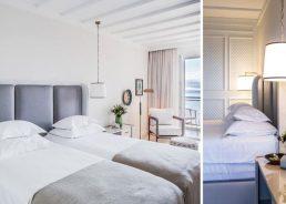 PHOTOS: Camellia Hotel in Opatija undergoes major refurb