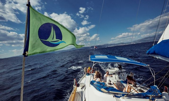 Green Sail Croatia selected as semi-finalists in European Challenging Plastic Waste competition