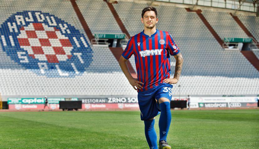 Hajduk Split sign Croatian teen talent from Monaco
