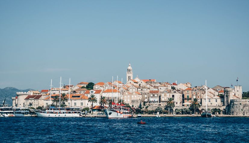 Croatia records 20 million tourist arrivals for first time in history Korcula