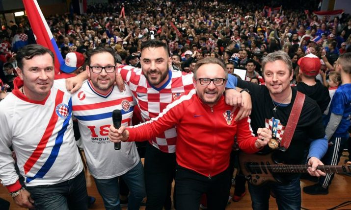 Major Minor: Meet the band  entertaining Croatians Down Under for over 35 years