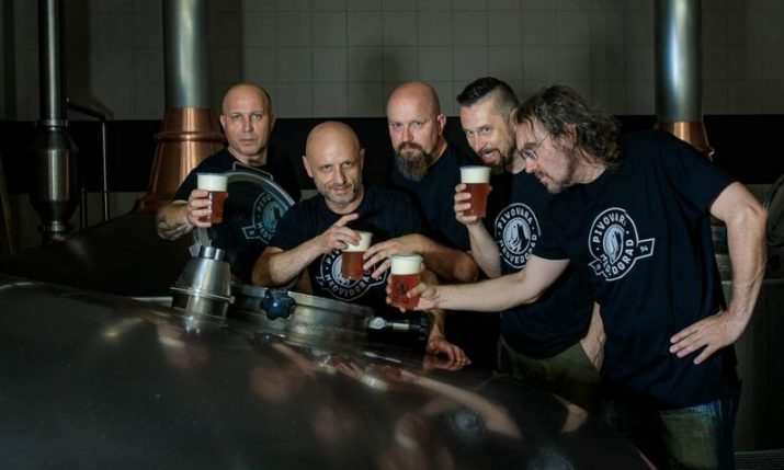 Legendary Croatian band Hladno pivo get their own cold beer