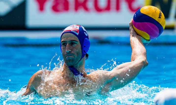 2019 World Water Polo Champs: Croatia beats Germany to reach semifinal