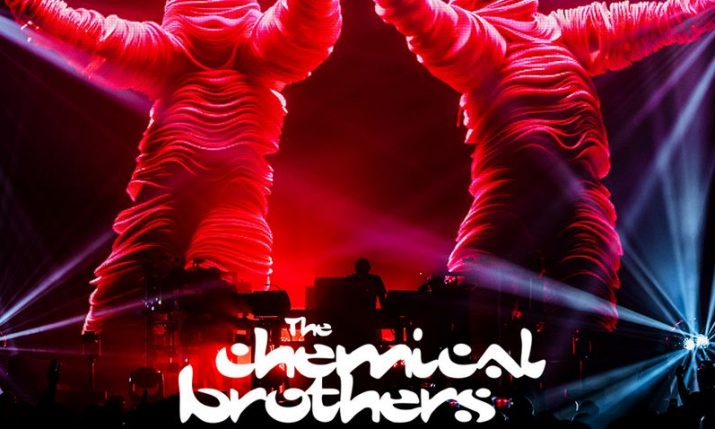 The Chemical Brothers to play in Zagreb for the first time