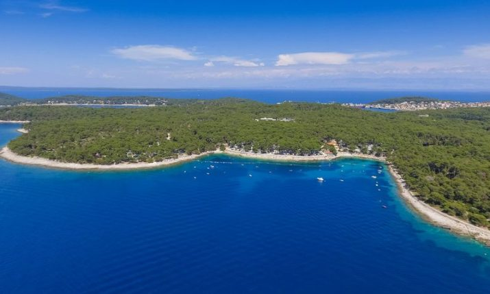 Cikat campsite becomes first in Croatia with White Flag status