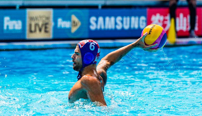 2019 World Water Polo Champs: Croatia tops group after thrashing Kazakhstan