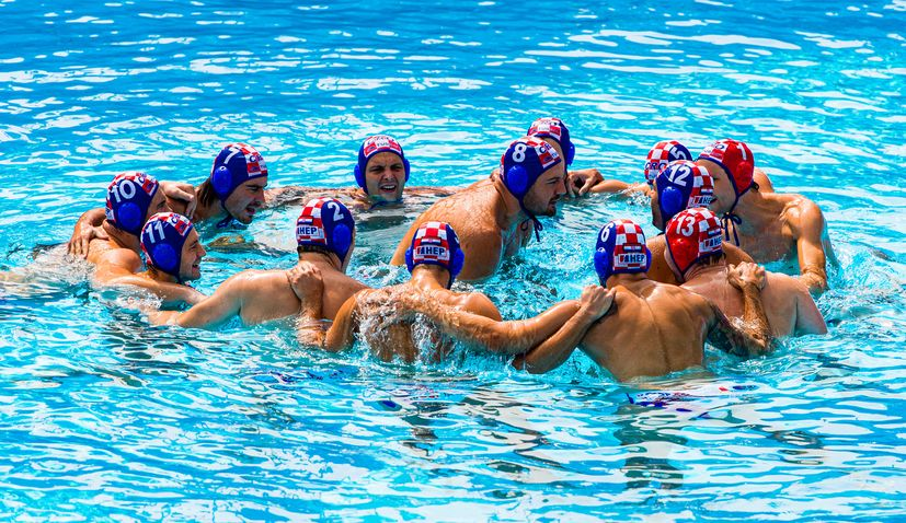 2019 World Water Polo Champs: Croatia beats America to reach quarterfinal