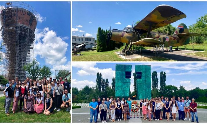 PHOTOS: Domovina Birthright Program diary: Day 1 & 2