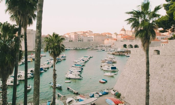 Dubrovnik makes Top Bucket List Destinations in the World for 2019