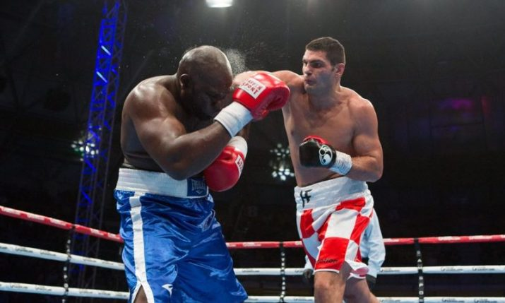 Croatian boxer Filip Hrgović gets last-minute opponent change