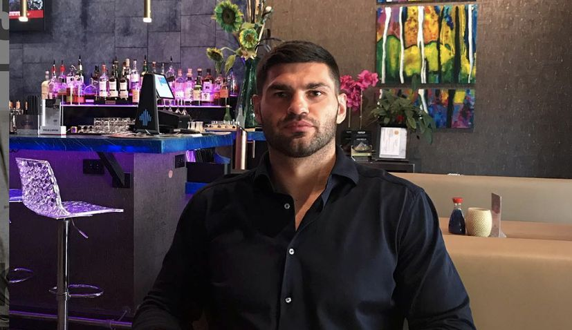 Q&A time with Croatian heavyweight Filip Hrgovic