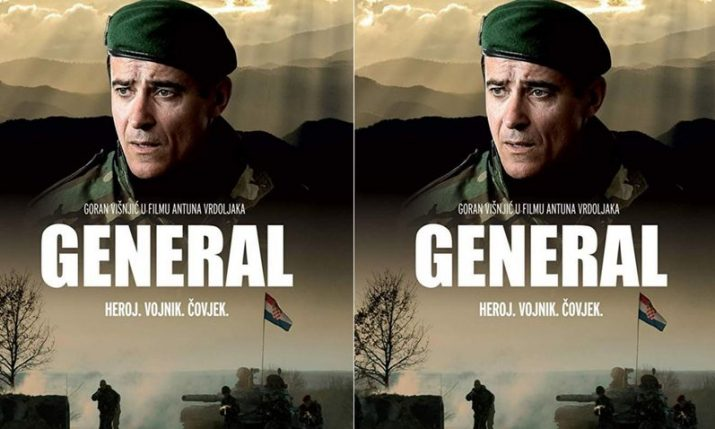 International screening tour of film 'General' starting in Canada