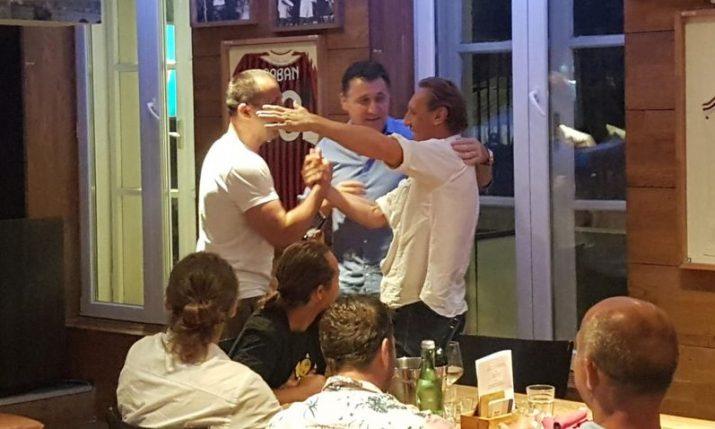PHOTO: Game of Thrones star celebrates birthday with rakija in Zagreb