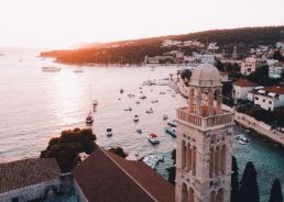 Croatian islands among TOP 10 in Europe, according to Travel + Leisure readers