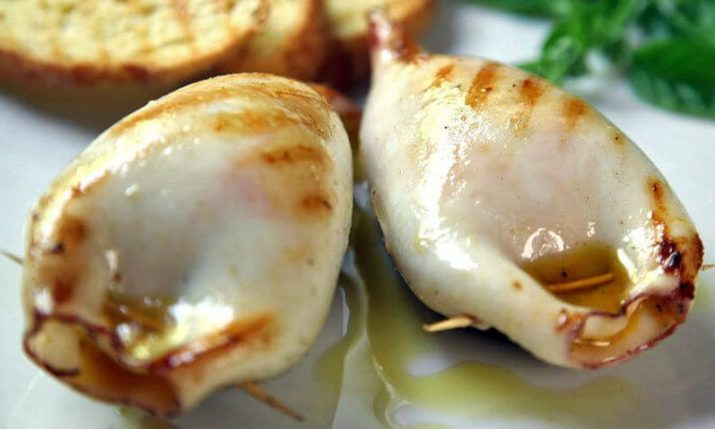 Try Cro Chef's stuffed squid recipe