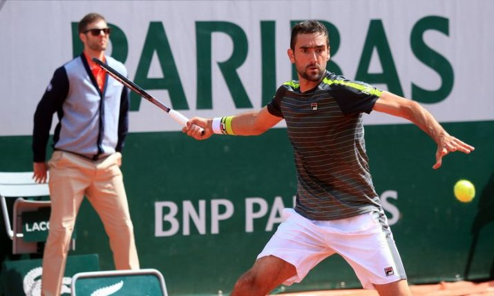 US Open: Winning start for former champ Marin Cilic