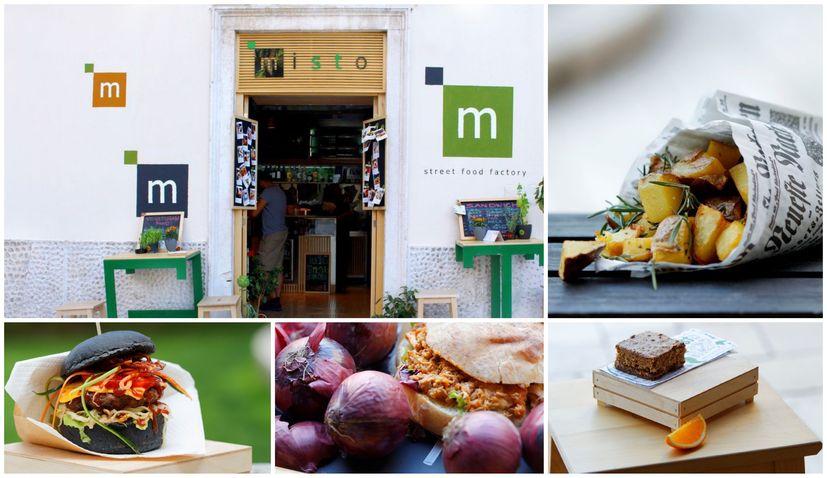 Misto – classic Dalmatian dishes street food style in Split