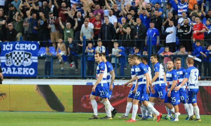 UEFA Europa League: CSKA Sofia 1-0 Osijek