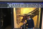 PHOTO: Owen Wilson visits Game of Thrones museum in Split