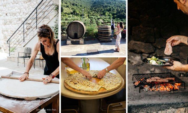 Star of American TV cooking series 'Bringing it Home with Laura McIntosh' exploring Croatia's Dalmatian Coast