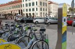 Split introduces public park & ride bike hire network