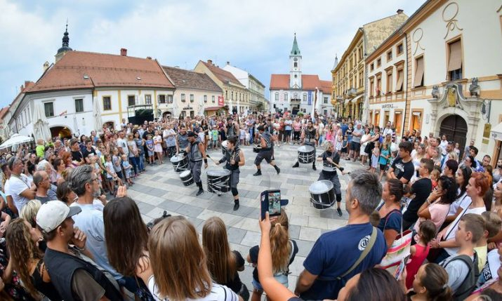 21st Spancirfest to take place in Varazdin from 23 Aug-1 Sept