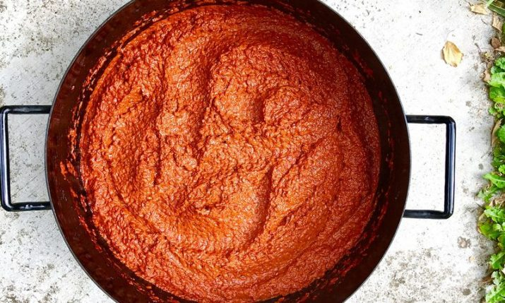 How to make homemade ajvar