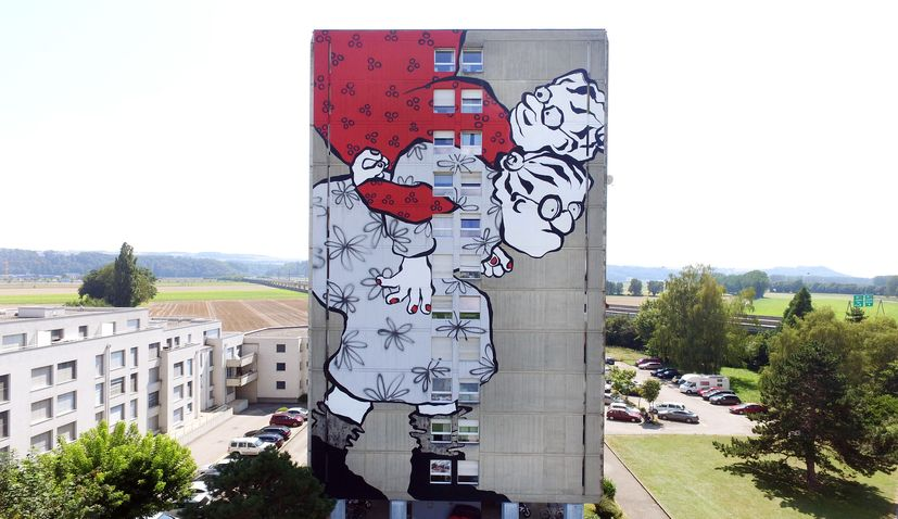 """These are the international artists who are about to leave their traces AROUND (""""OKOLO"""") the city of Zagreb"""