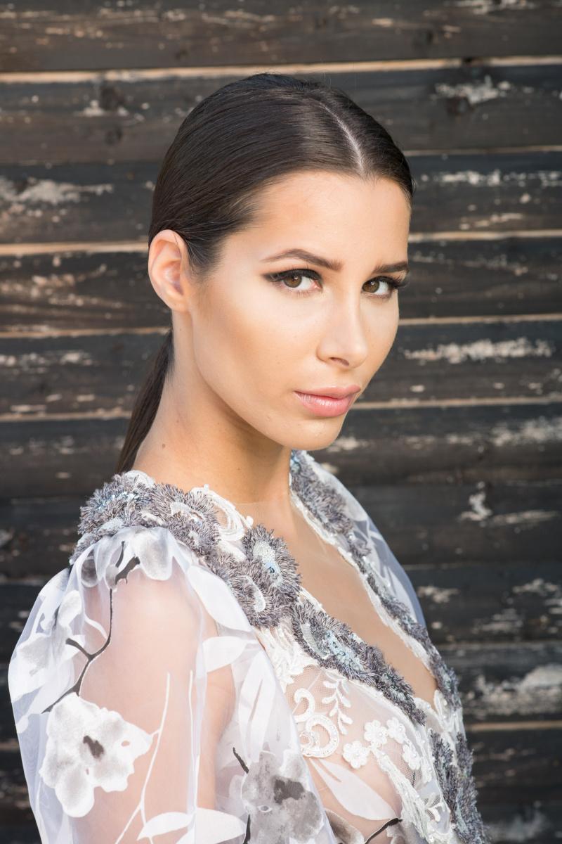 Am Katarina Model meet the miss world croatia 2019 finalists | croatia week
