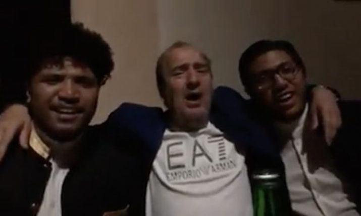 WATCH: Samoans jam with singer of song which made them famous in Croatia