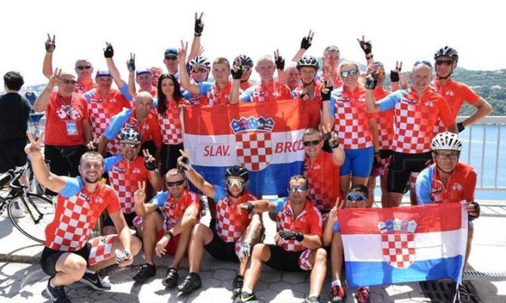Vukovar to Dubrovnik ultra-marathon takes place