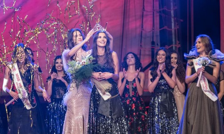 Katarina Mamic crowned new Miss World Croatia
