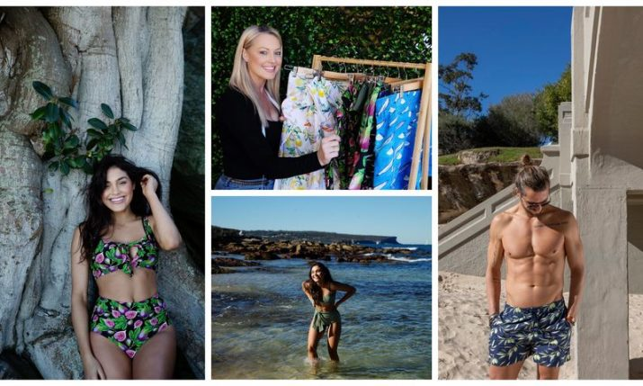 Croatia-inspired swimwear range 'PLIVATI' launches in Australia