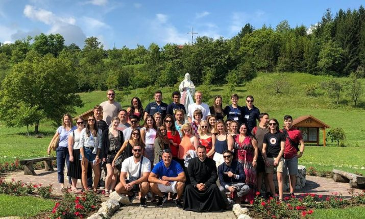PHOTOS: Domovina Birthright Program visits Istria