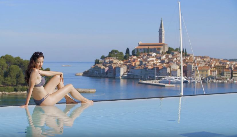 Rovinj named Croatian Tourist Destination of the Year