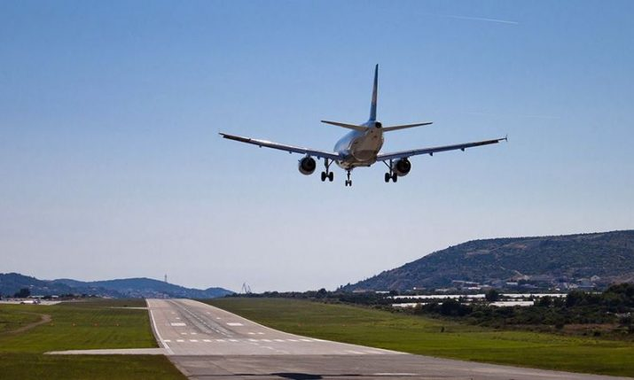 All-time record set at Split Airport