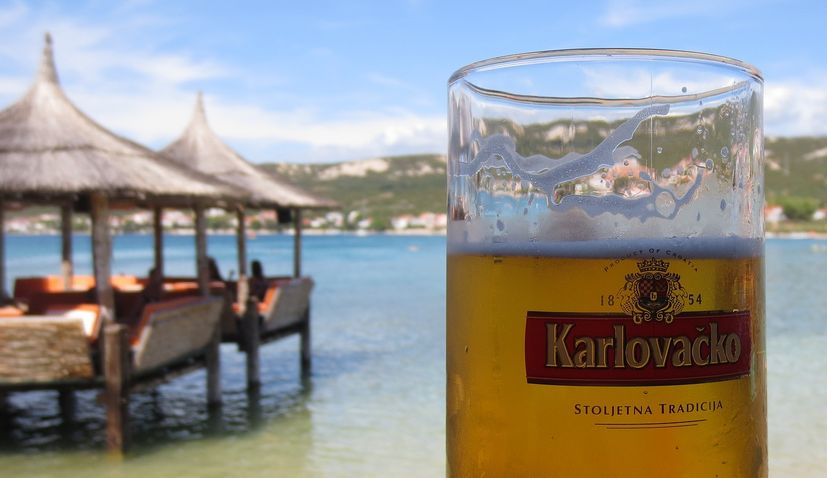 Croatians up beer consumption, survey shows