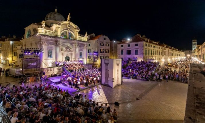 PHOTOS: Successful 70th Dubrovnik Summer Festival closes