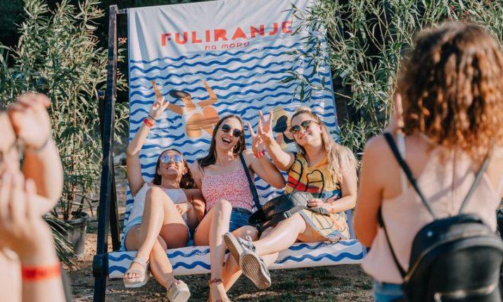 Croatian gastrotainment festival 'Fuliranje na moru' opens in Tisno