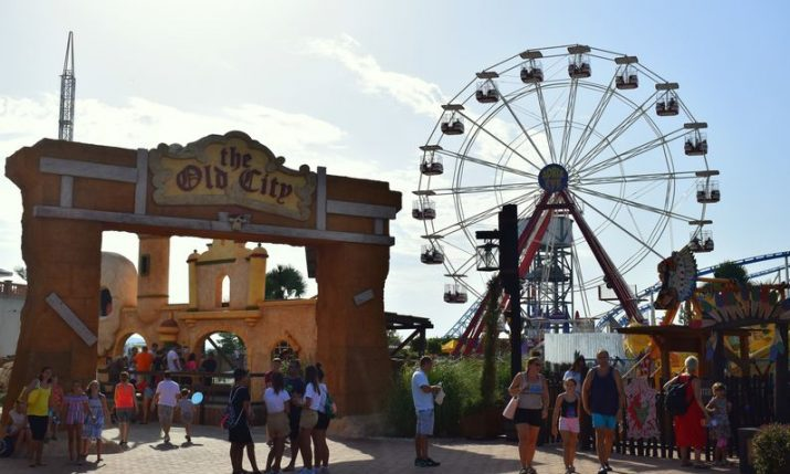 PHOTOS: Fun Park Biograd celebrates its 2nd birthday