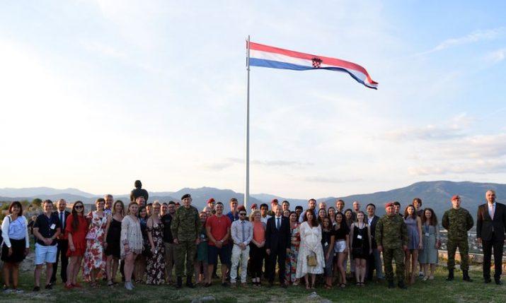 PHOTOS: Domovina Birthright Program visits Knin, Kornati National Park & Vrana