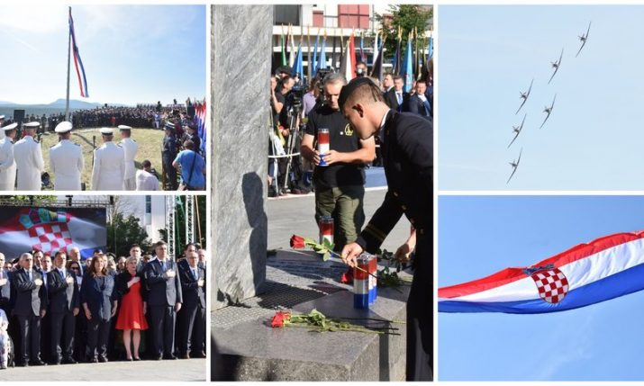 PHOTOS: Victory Day celebrations take place in Knin