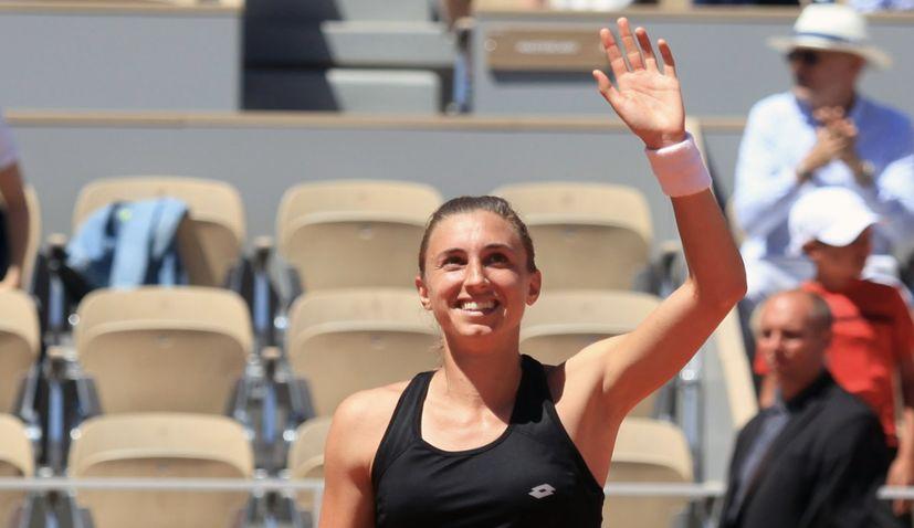 US Open: Petra Martic into the last 16