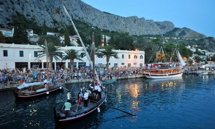 Traditional 13th century pirate battle to be reenacted in Omis