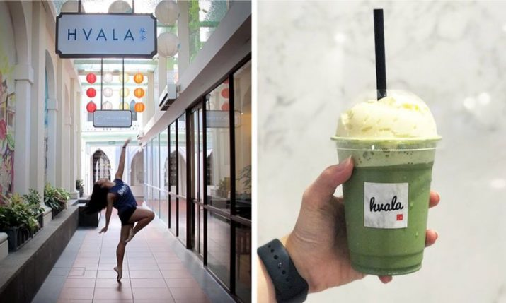 Love for Croatia inspires couple to name cafe in Singapore 'Hvala'