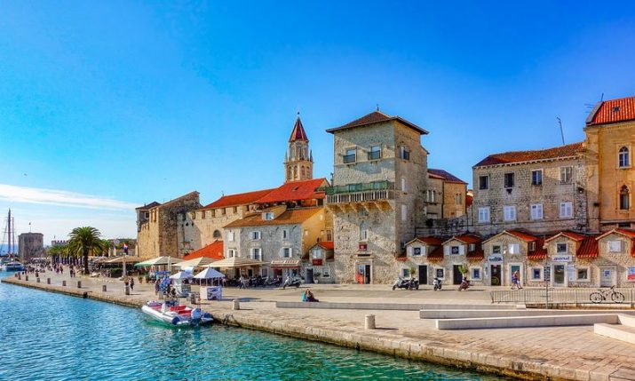 Croatian coast 2nd most popular tourist destination in EU