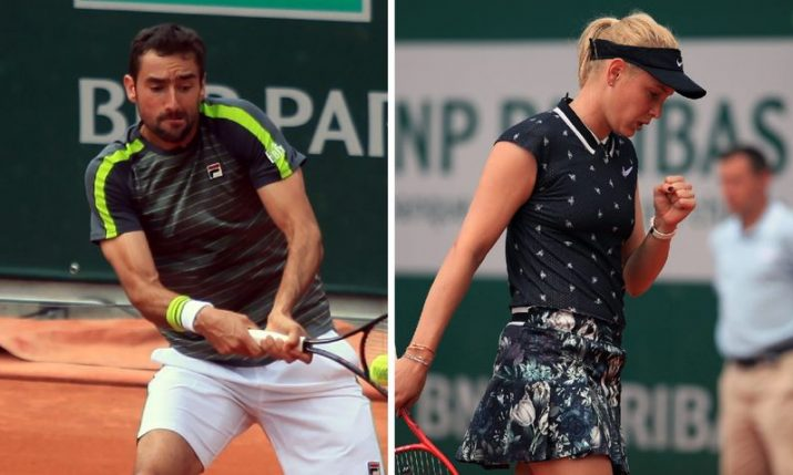 US Open: Cilic & Vekic into the 3rd round