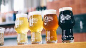 Garden Brewery Zagreb best brewery Europe
